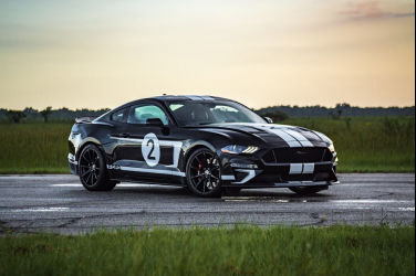 Hennessey Mustang GT Legend Edition 喚醒利曼往日榮耀