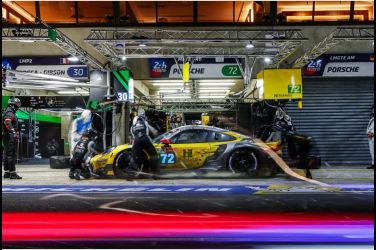 [國外賽事] 奪下LM GTE-Pro「P1」桿位 HubAuto Racing利曼車隊締造新歷史
