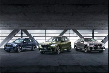 豪華休旅聚首 攀上王者巔峰 全新BMW X5 M50i / X6 M50i Individual Edition與BMW X7 M50i霸氣登場