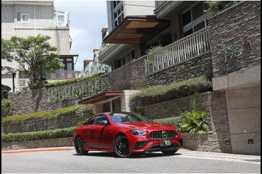 [試駕] 優雅的狂野 Mercedes-AMG E53 4Matic+ Coupe