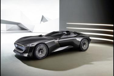 長有長的好,短有短的妙 Audi Skysphere Concept