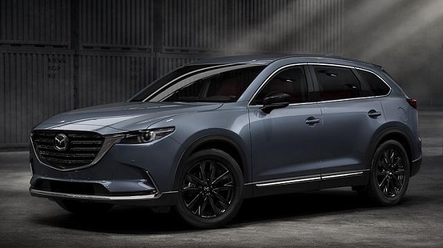 2021年09月 Mazda 馬自達全車系中古車行情表