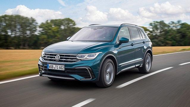 2021年09月 VW 福斯全車系中古車行情表