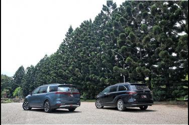 [集體評比] 家用大型7人座MPV的抉擇(下) Kia Carnival X Toyota Sienna