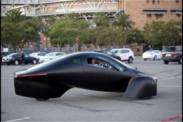 不需充電的EV車 Aptera近26萬美元 性能更勝Tesla?