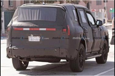 首次拍攝到Lexus下一代LX的車頭!增加9月發表的可能性