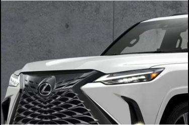 Lexus新一代LX600預想圖!車頭像LF-1 車尾像NX