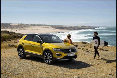 搖滾跑旅The T-Roc 280TSI Life限時現金特惠99.8萬起 Volkswagen車主獨享舊換新優惠最高65,000元