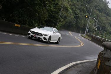 [試駕] E級魅力 Mercedes-Benz E300 Coupe