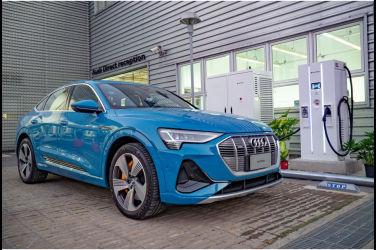 Audi 純電生活圈2.0 Audi推出11kW家用充電 透明化安裝方案同步啟動