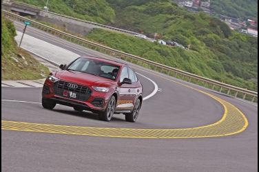 [試駕] 個性世代 Audi Q5 Sportback 45 TFSI quattro advanced(上)
