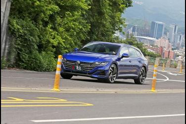 [集體評比] 跑格先決(中) Kia Stinger 2.0 GT Line x Volkswagen Arteon Shooting Brake 380 TSI R-Line Performance