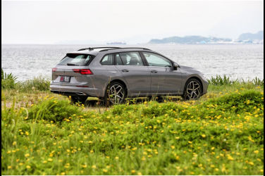 [試駕] 實用個性兼具 Volkswagen Golf Variant 280 eTSI Style