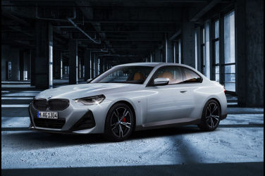 THE 2視覺焦點 掠奪眾人目光 全新BMW 2系列Coupé雙門跑車正式預售