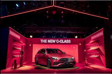 年度最受矚目全新 C-Class 上市:轎車、旅行車雙主打! 同步開啟全台 17 個「全新 C-Class 舒活特區」