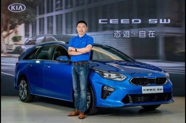 KIA Ceed Sportswagon歐風原裝進口美型跑旅, 109. 8萬亞太市場首發上市!