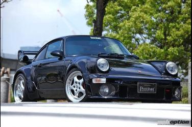 氣冷保時捷電子化 日本高信賴度改裝 Porsche 964 TURBO