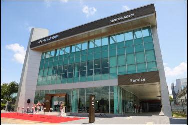 全服務量能打造 嶄新旗艦據點加入營運 HYUNDAI嘉義GDSI展示中心9月14日正式開幕