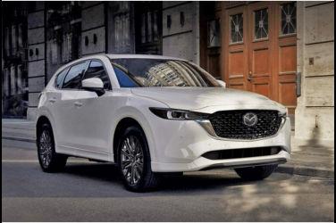 拉皮後的Mazda CX-5官方照曝光!內外設計大公開