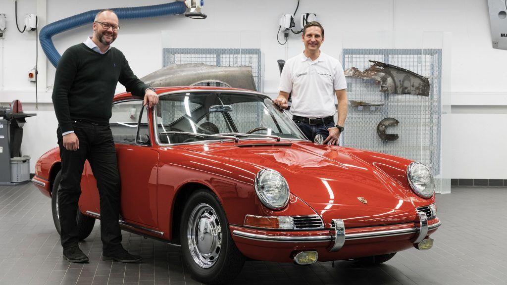 """保時捷博物館帶來首屆數位Sound Night """"Next Level""""傳奇車手Walter Röhrl與Hans-Joachim Stuck共襄盛舉"""