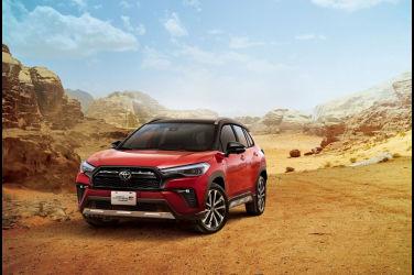 全球強悍獨賣 Toyota Corolla Cross GR Sport