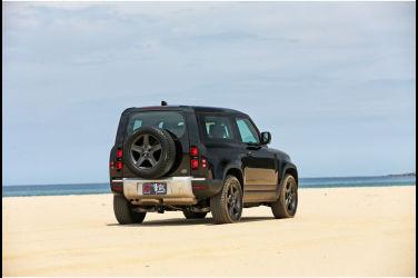 [試駕] 越野迫擊砲(下) Land Rover Defender 90 P250 S