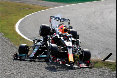 [F1專題] 我已看到血流成河:爭冠車手再次相撞