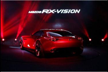 Mazda正在開發的RX-9估計將於2023年上市 敞篷車型也有譜?