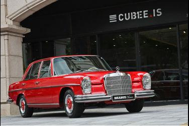 三一東林導入亞洲首發之 BRABUS Classic經典骨董車六星級整新工藝