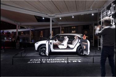 電動浪潮席捲慕尼黑 2021年IAA車展預示未來 - Mercedes-Benz(下)