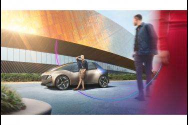 電動浪潮席捲慕尼黑 2021年IAA車展預示未來 - BMW(上)