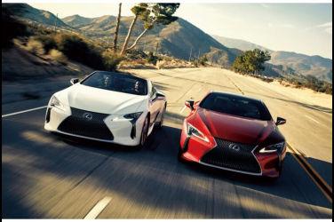 日規Lexus LC部份改良!提昇運動性&增加新顏色