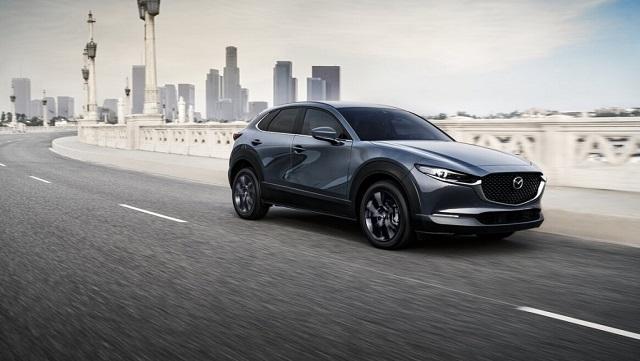 2021年10月 Mazda 馬自達全車系中古車行情表