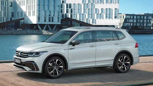 2021年10月 VW 福斯全車系中古車行情表