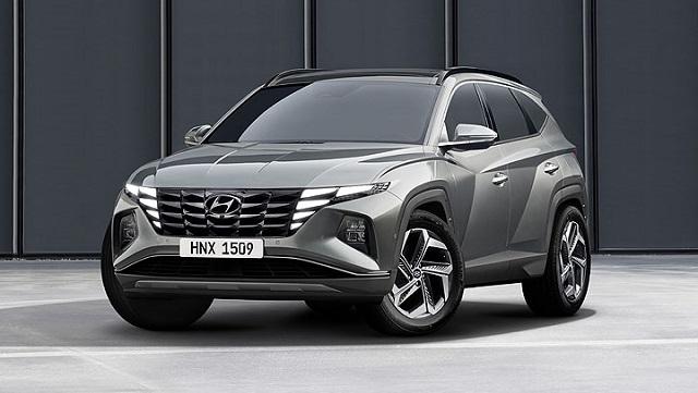2021年10月 Hyundai 現代全車系中古車行情表