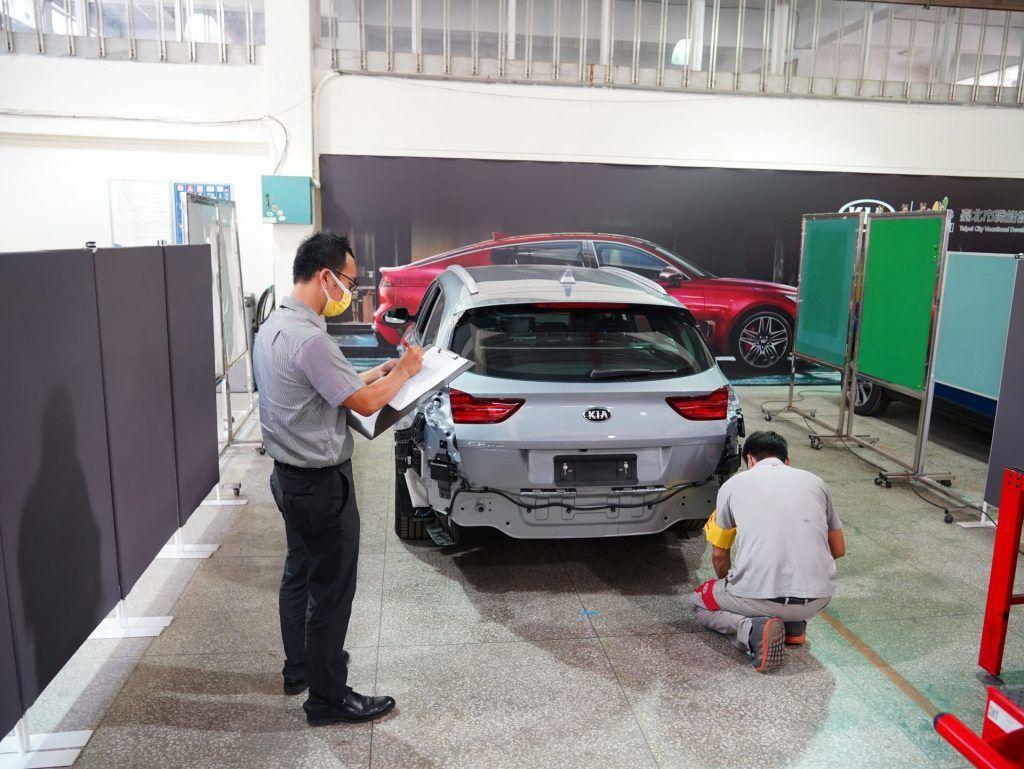 KIA總代理台灣森那美起亞 建立產訓合作  積極培養台灣專業人才