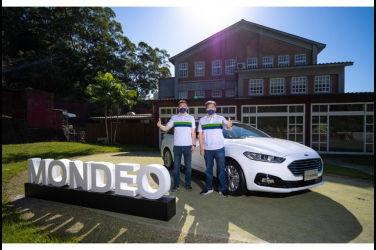 福特六和十月重磅出擊 歐洲智能跑旅New Ford Mondeo Hybrid Wagon即將登台