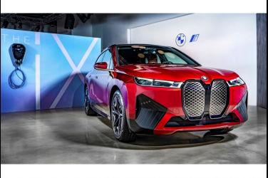 用豪華 重新定義電能世代 眾所期盼 全新BMW iX豪華純電旗艦休旅台灣首映