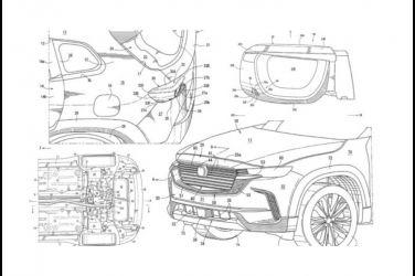 Mazda新休旅 CX-50的頭尾設計曝光!與那輛測試車特徵一致