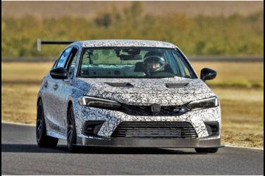 新一代Civic Si的預告片釋出!尾翼造型比Type R車型還要囂張!