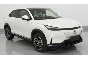 中國的HR-V EV實車照流出!車名叫作e:NS1?