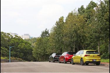 [集體評比] 務實先決!(下) 進口掀背車的抉擇 Volkswagen Golf vs Toyota Corolla Sport vs Mazda 3