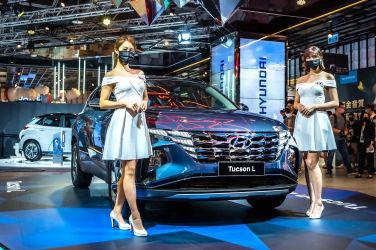 前衛休旅超前之作 改寫SUV新標竿 HYUNDAI The All-New Tucson L即日起搶先預售