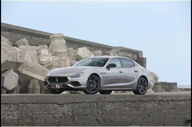 [試駕] 海神新世紀(上) Maserati Ghibli 2.0 GranSport