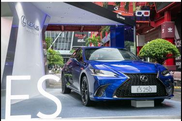奢華細緻再升級 小改款Lexus ES