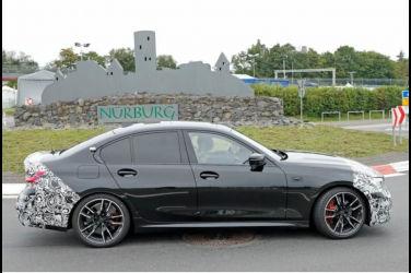 BMW角逐世界第一的電動車地位?下一代BMW 3系列續航距離推測可達700km