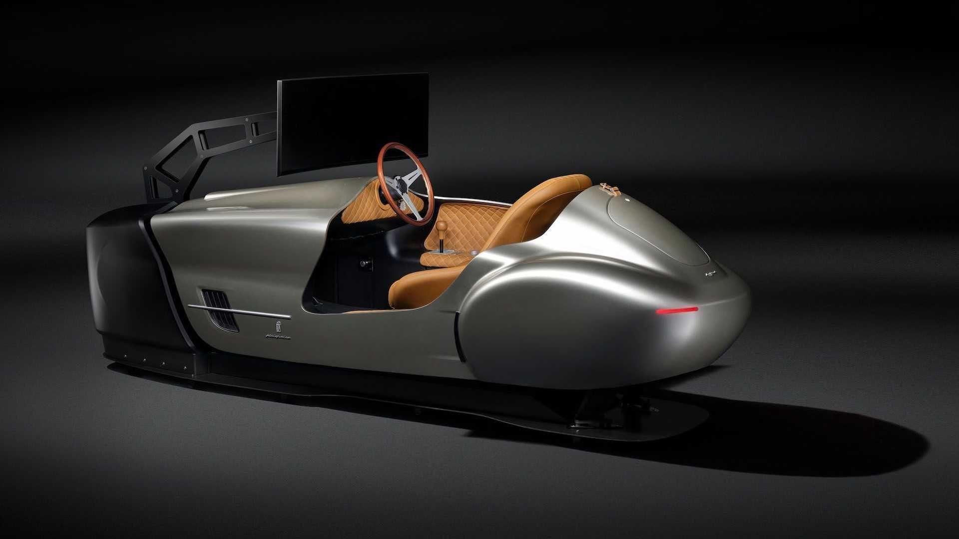 由 Pininfarina 打造的頂級賽車模擬器可能以超過 450 萬元的價格拍出