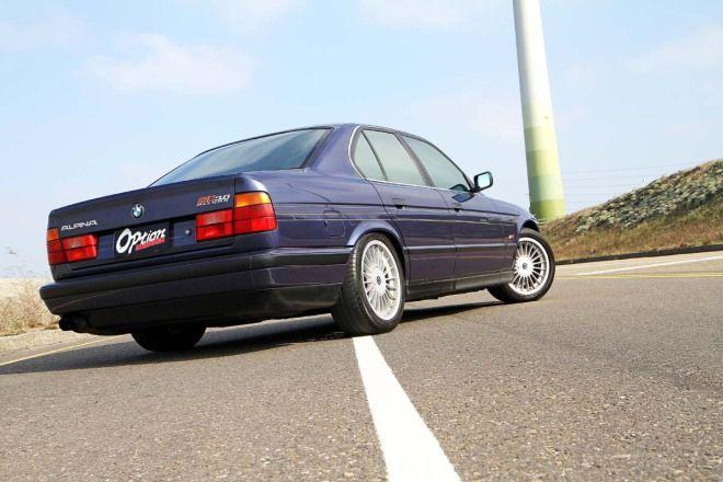L6引擎特輯-(16-5)E34 B10 Allroad車款