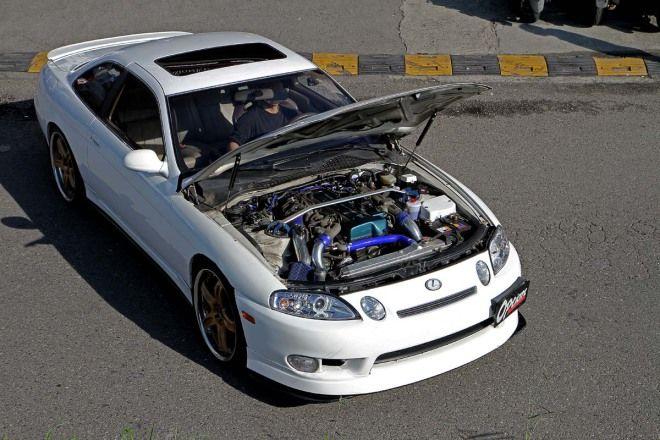 L6引擎特輯(16-16)灣岸牛王之強力心臟,Toyota 3.0L 2JZ-GTE