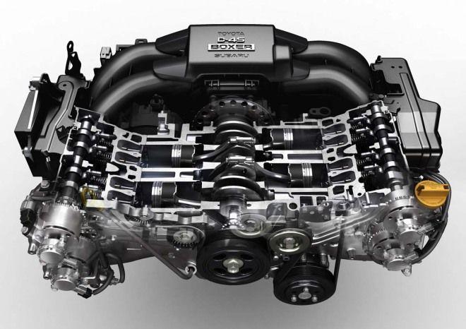 L6引擎特輯-(16-3)水平對臥式引擎介紹